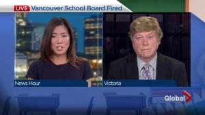 Vancouver School Board dismissed by B.C. education minister