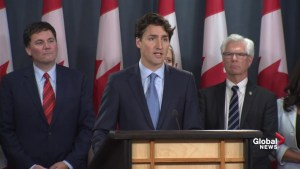 Federal government approves Kinder Morgan Trans Mountain pipeline