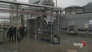 New plant fuels economy in Squamish