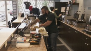 In the Mix: Eating well