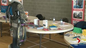 Event connects homeless Edmonton youth with resources