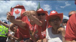 Thousands turn out to Canada Day celebrations on Parliament Hill