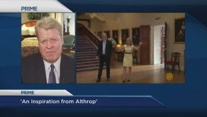 Charles, Ninth Earl Spencer, on Althorp furniture line