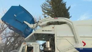 25% of waste in Saskatoon's multi-unit recycle bins is garbage