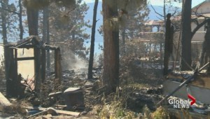Interface fire in Lake Country still under investigation
