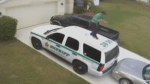 Florida man caught on camera dancing to Hall & Oates and Supertramp on top of policeman's SUV