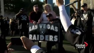 NFL headed for Sin City