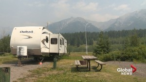 Town of Canmore implements fire ban amidst warm, dry weather
