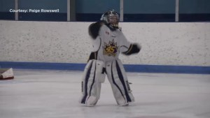 8-year-old Brampton dancing goalie becomes viral sensation