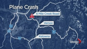 Six Mile Creek plane crash