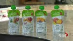 PC Baby Organics food pouches recalled due to possible botulism contamination