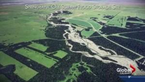 Environmental assessment of Springbank dry dam underway