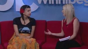 Alysha Brilla previews powerful news album on Global News Morning