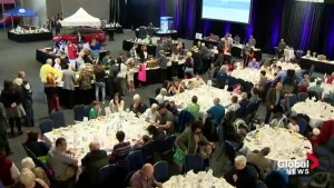 Annual Mother's Day Brunch in Halifax draws hundreds