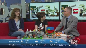 Ninth annual Lego Competition