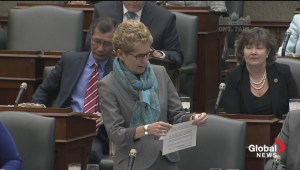 Premier Wynne calls out Conservative MP on her qualifications to advise parents on sex ed. curriculum