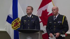 Police update on Halifax shooting plot