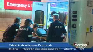 Two dead, three injured in shooting at Muzik nightclub in Toronto