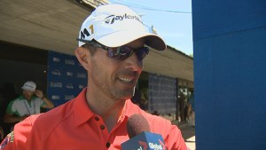 'The game is healthy in Canada': Canadian golfer Mike Weir