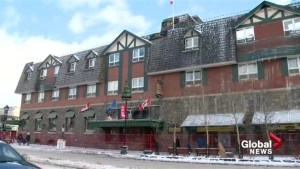 Banffites step up to help victims of Mount Royal Hotel fire