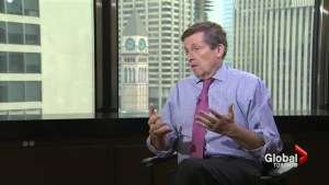 John Tory's three pronged attack on traffic congestion