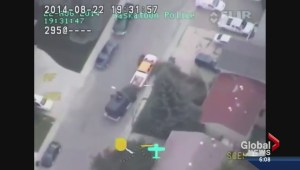 Police release dramatic rescue video and tools used to diffuse tense standoff
