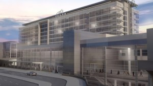 Airport expansion sees visitors to Calgary staying in style