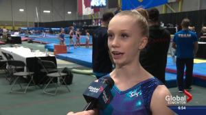 Global Edmonton MVP: Rachel Grenke