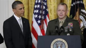 Obama and Allen to discuss coalition's Islamic State strategy