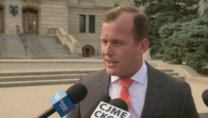 Trent Wotherspoon seeking Sask. NDP leadership