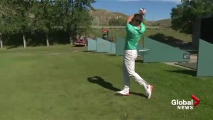 Lethbridge golfer looking to out-hit world's longest drivers