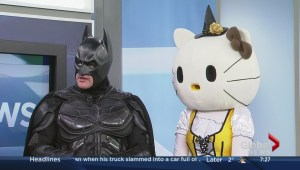 Saskatoon superheroes raising money for charity