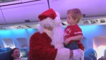 Children's Wish Foundation sends kids to North Pole in search of Santa