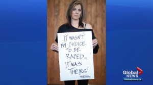 #NoTouchy campaign gives a voice to sexual assault and rape survivors
