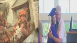 17 years after saving her life, firefighter accompanies girl to grad