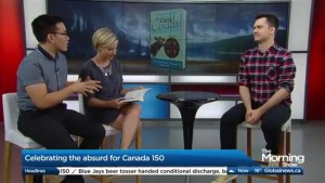 Celebrating 150 years of bogus Canadian facts with @Stats_Canada