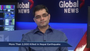 Rebuilding after Nepal earthquake