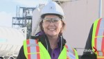 Clark promotes Tsawwassen First Nation's LNG project in Delta