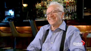 Well known Toronto Bartender retires after 57 years of mixing drinks