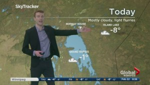 Global News Morning: February 22