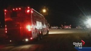 Alberta's volunteer firefighters: Part 1