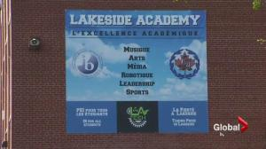Open or close: Lakeside Academy