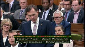 Morneau outlines 6 key areas of investment for the federal government