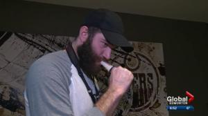 Edmonton Oilers defenceman Eric Gryba doubles as co-owner of duck call company