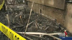 Fire destroys Penticton home