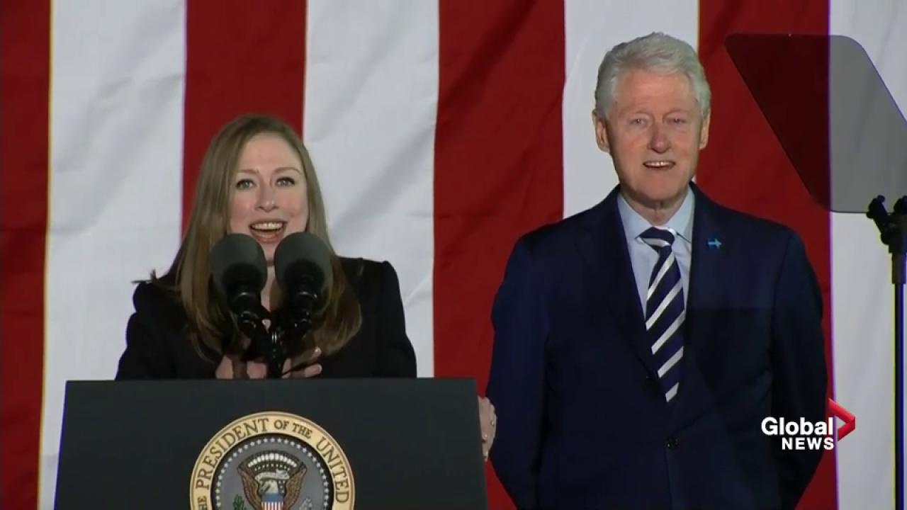 Chelsea Clinton Gets Asked If She Will Remain Friends With Ivanka Trump