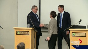 University of Saskatchewan hosts candidates in Saskatoon mayor's race
