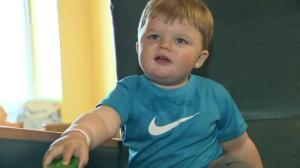 'It's a miracle': Toddler wakes from coma after drowning with no complications