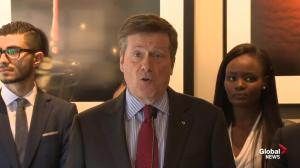 Mayor Tory challenging employers to hire youths through PAYE program