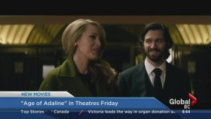 "Michiel Huisman talks about new movie ""Age of Adaline"""